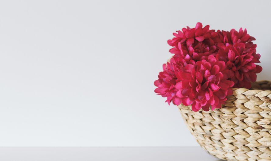 Sztuczne kwiaty do nowoczesnego mieszkania?
